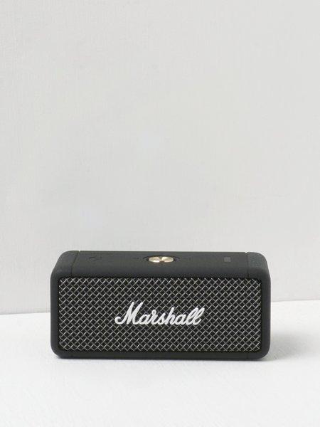 Marshall EMBERTON BLUETOOTH SPEAKER - BLACK