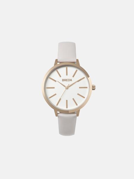 Breda Joule watch - white