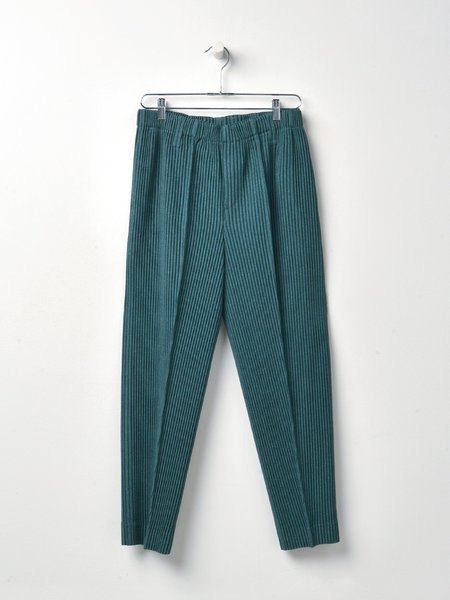 Issey Miyake Pants - Turquoise Blue