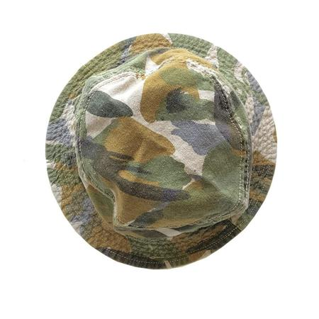 Nigel Cabourn Bucket Hat - SUMMER CAMO
