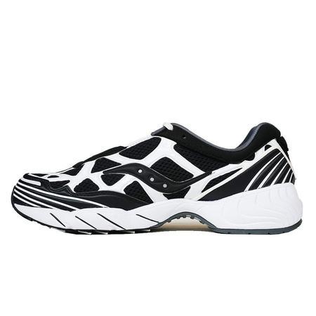 Saucony Grid Web WM X Saucony Sneakers - Black/White