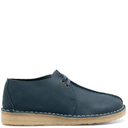 Clarks Originals Desert Trek - Blue Nubuck