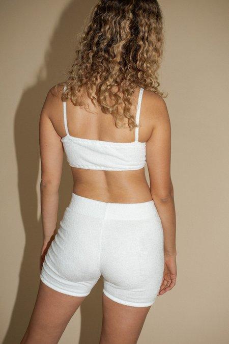 BUCI Organic Terry Shorts - Natural
