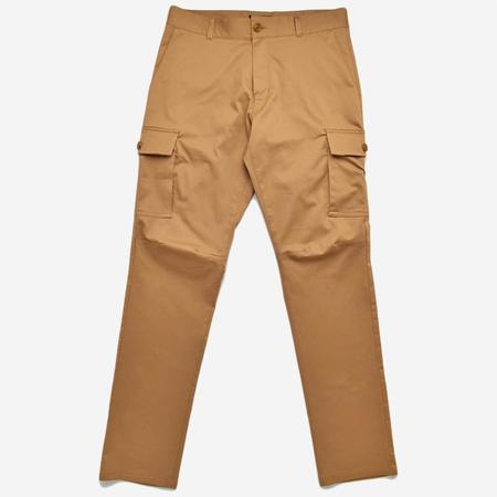 Outclass Stretch Twill Expedition Cargo Pant - Tan