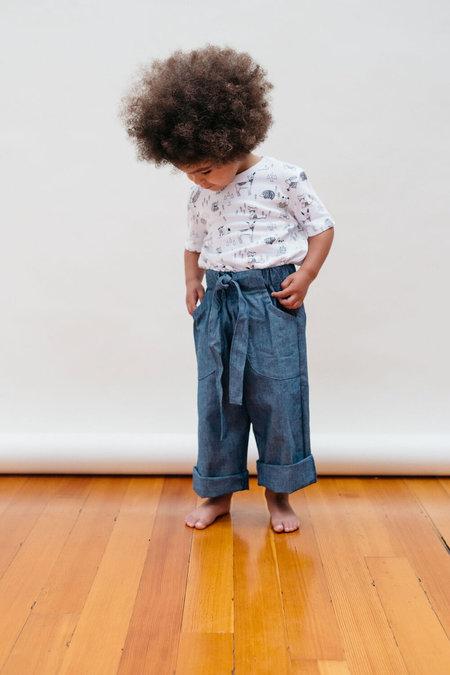 KIDS Devon's Drawer Karate Pants