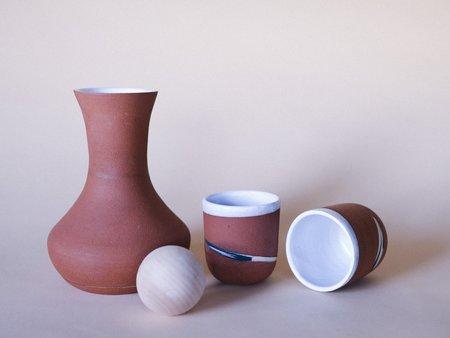 Salamat Ceramics Narrows Carafe