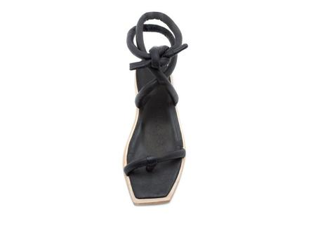 Wal & Pai Eureka sandal - Black