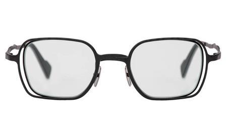 Kuboraum H22 Sunglasses - Matte Black