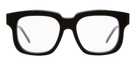 Kuboraum K25 Sunglasses - Matte Black