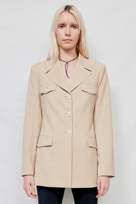 LVIR Summer Wool Slim Jacket