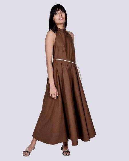 Baserange Shore Dress - Nerida Brown