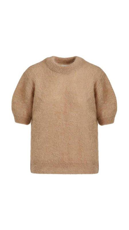 Anine Bing Corey Sweater - Camel