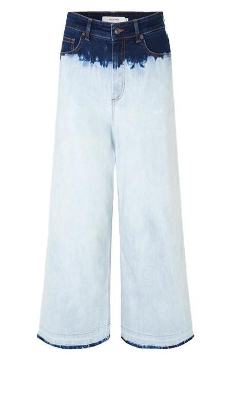 Munthe Ticiano Trouser - Blue
