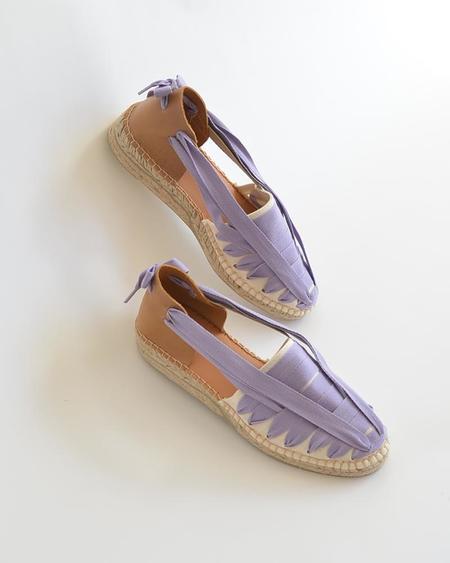 Naguisa SOC Espadrille - Lavender
