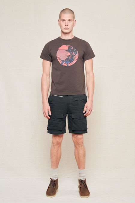 PHIPPS Convertible Utility Pants - WASHED BLACK