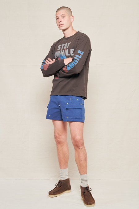 PHIPPS Workwear Shorts - NAVY