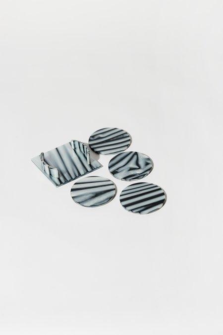 Aeyre Coaster Set - Zebra