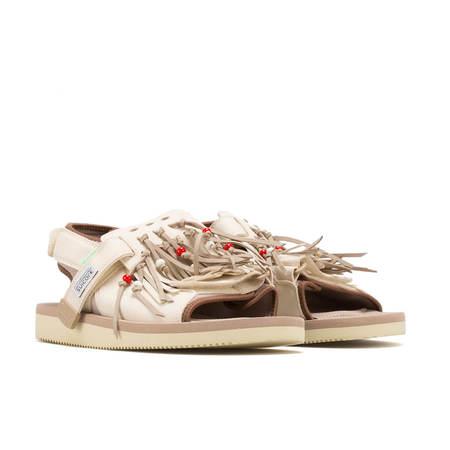 Suicoke WAS-4ab Sandals - Beige