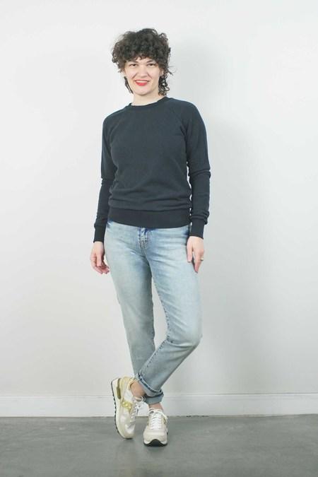 Jungmaven Alpine Raglan Sweatshirt - Black
