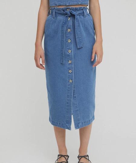 Rita Row Dixon skirt - Denim
