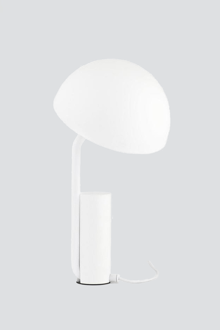 Normann Copenhagen Cap EU Table Lamp - White