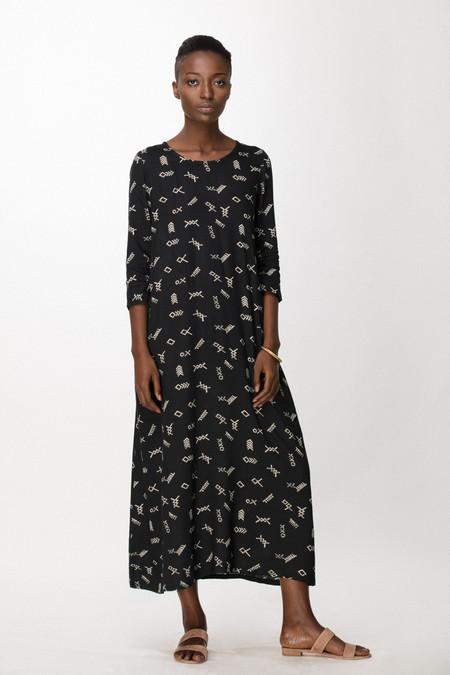 Osei-Duro Nima Long Dress