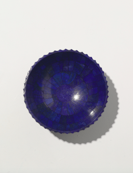 Modern Society Energy Infused Lapis Lazuli Bowl