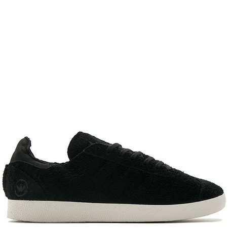 ADIDAS BY WINGS + HORNS GAZELLE 85 LEATHER - BLACK