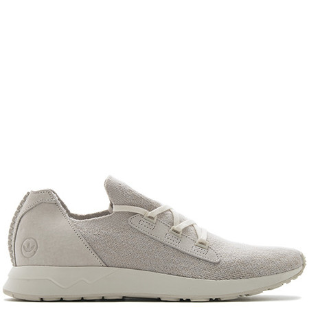 ADIDAS BY WINGS + HORNS ZX FLUX X PRIMEKNIT - OFF WHITE