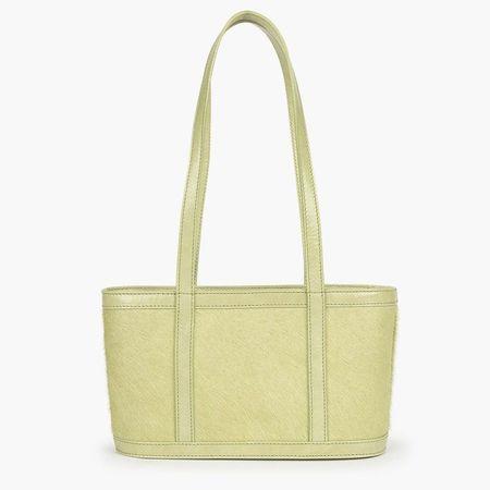 Paloma Wool Juanita II Leather Bag - Light Green
