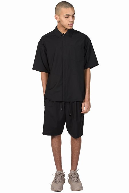 Lownn Minimal Shirt - Black