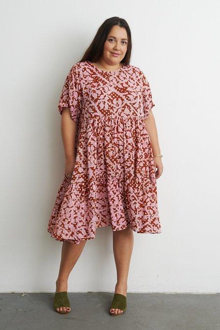 Osei-Duro Layer Dress - Hedera