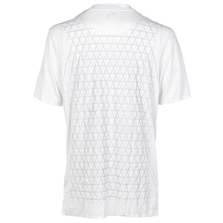 ADIDAS STANDARD S19 CLIMACOOL T-SHIRT - CRYSTAL WHITE