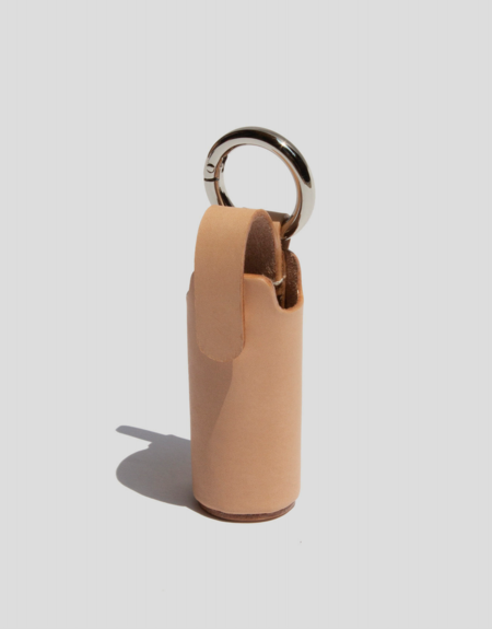 Building Block Lipstick Sleeve bag - Veg Tan