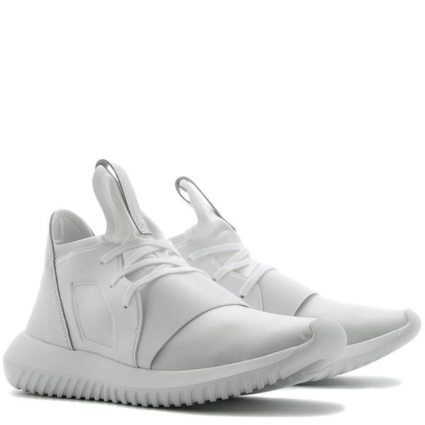 adidas Tubular Defiant Primeknit Shoes Blue adidas MLT