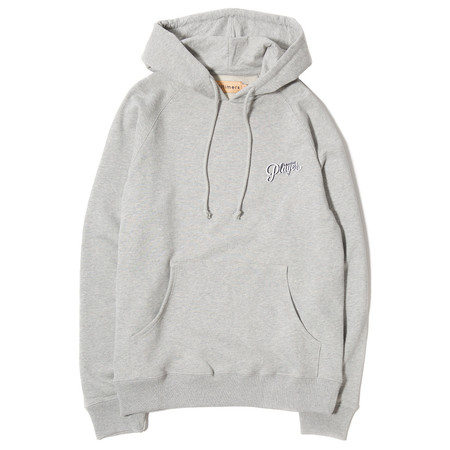 ALLTIMERS LOGO HOODY - GREY