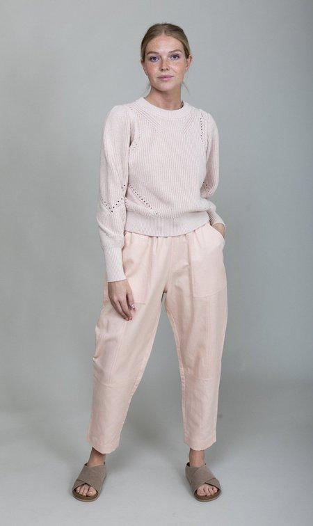 Apiece Apart Sun Sweater - Pink Ballet