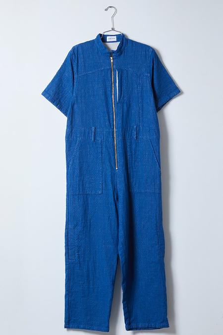 Atelier Delphine Ailuk Jumpsuit - Indigo Blue