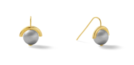 CC & Co Classic Baby Pearl Earring