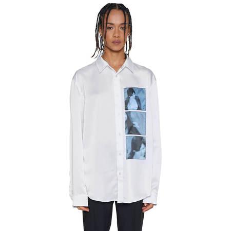 MISBHV I Want You Shirt - White