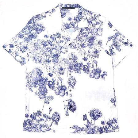 Free Press Master Resort Shirt - white