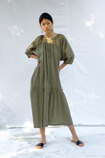 Micaela Greg Mette Dress - Gingham