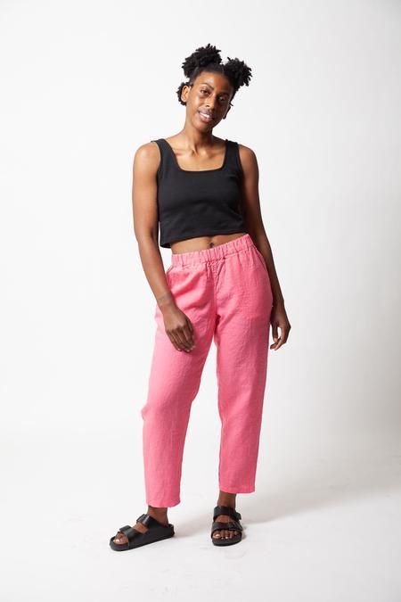 Gravel & Gold Volta Pants - Flamingo