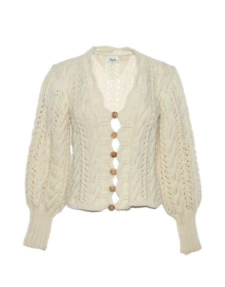 Tach Clothing Dominica Sweater - Cream