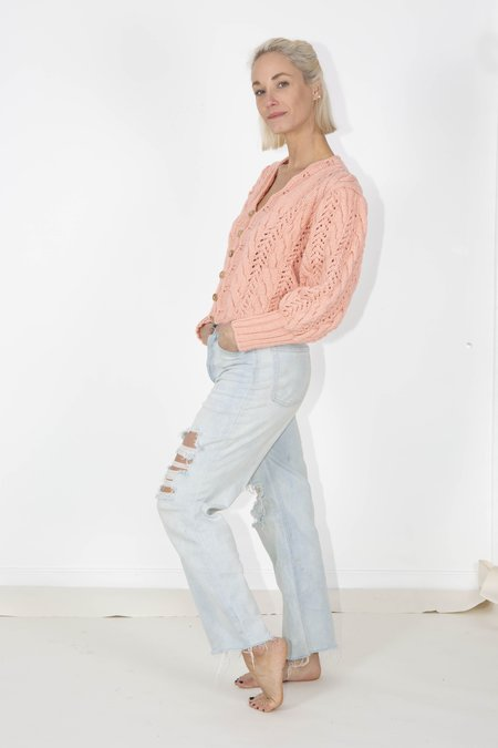 Tach Clothing Dominica Sweater - Pink