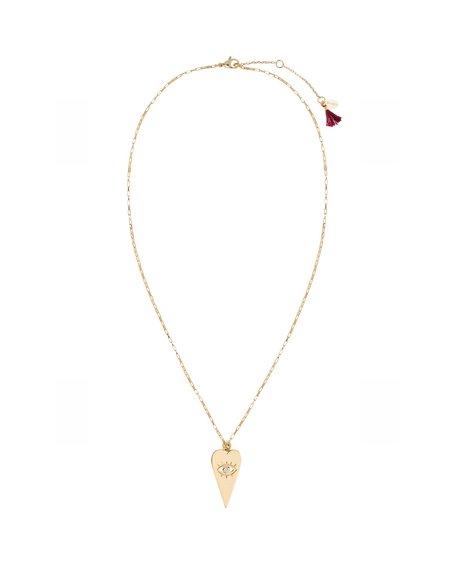 Shashi Eye Love You Necklace