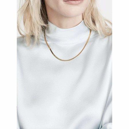 Shashi Lady Necklace - Gold