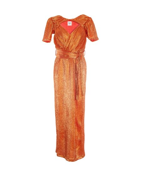 Tach Clothing Hydra Metallic Dress
