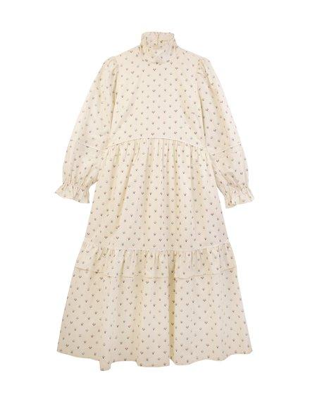 Meadows Lucerne Dress - Winter Ditsy