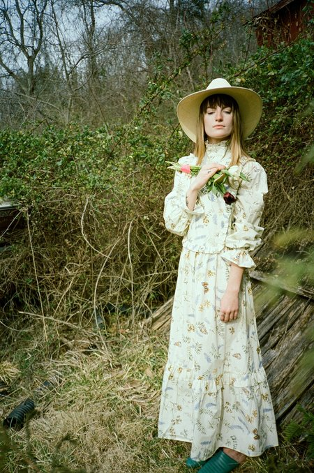 Meadows Lupin Dress -